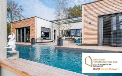 GRIFFNERHAUS siegt mit gold beim deutschen Traumhauspreis